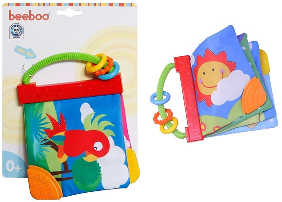 Baby Knisterbuch 2 sortiert 19x25cm