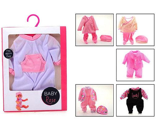 K..134) Puppenkleider für 40 bis 45 cm Puppe