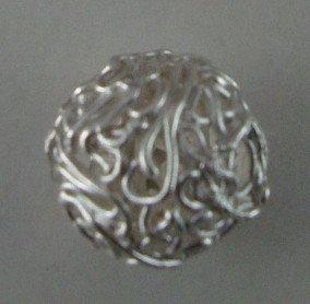 kleine Silberkugel
