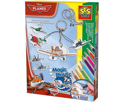 K..105) Ses Set Disney Planes