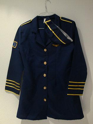 K..8) Flugbegleiterin Gr. M