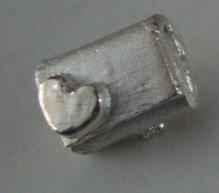 Silber Portmoneeanhänger