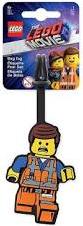 K..21) Lego Movie Gepäckanhänger