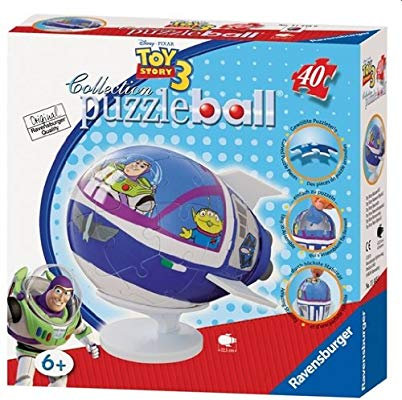 K..64) Toy Story 3 Raumschiff Puzzleball