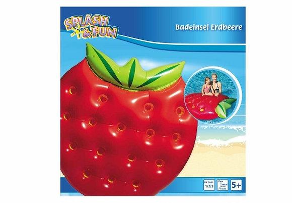 Splash & Fun Badeinsel Erdbeere