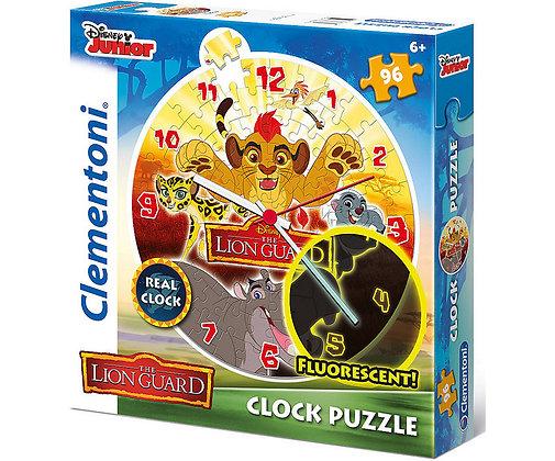 K..117) Lion King Uhr