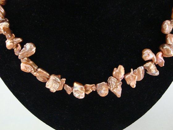 Keishi Perlenkette