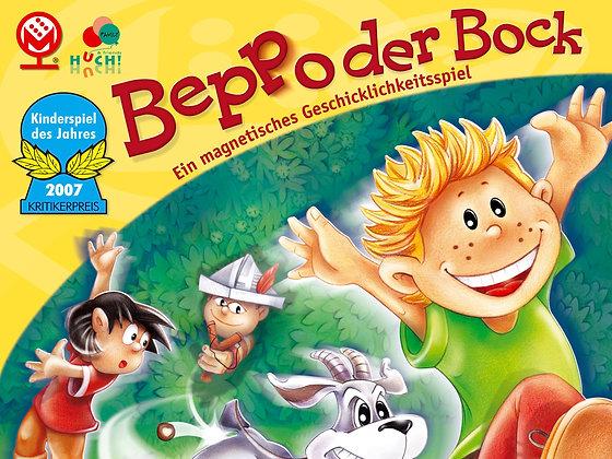 K..10) Beppo der Bock - Magnetisches Geschicklichkeitsspiel