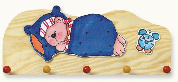 K..10) Garderobe Schlafbär