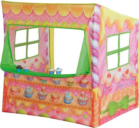 K..49) Cupcake Shop Kinder mit Plüsch Cupcake