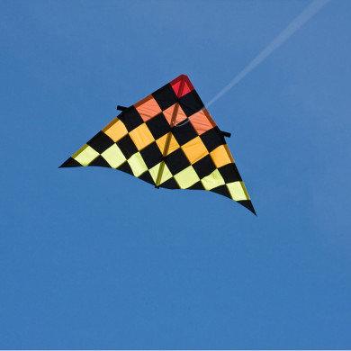 K..) Invento 106050 - Delta Graphic Kinderdrachen, 2 m