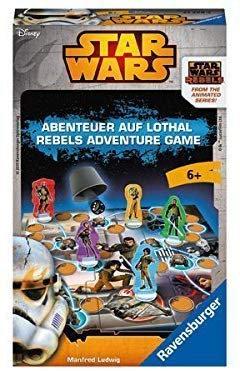 K..63) Star Wars - Abenteuer auf Lothal Rebels Game