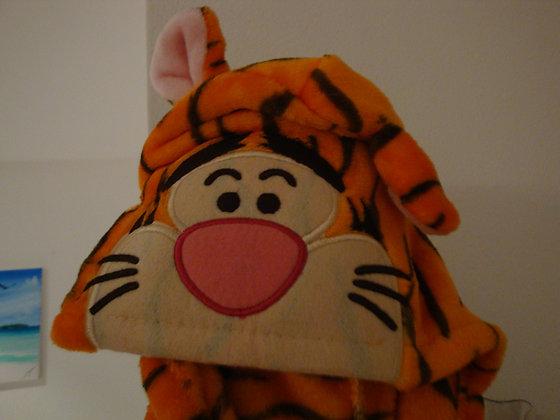 K..2) Tigerkostüm Gr. XL oder M