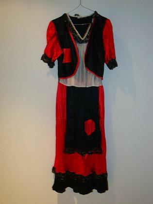 K..6) Damenkleid Gr. 38
