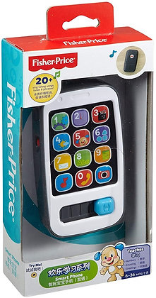 K..56) Fisher Price Smart Phone