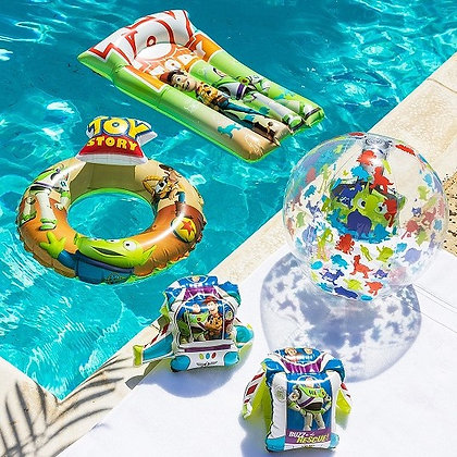 K..103) Disney Toy Story Schwimm Set