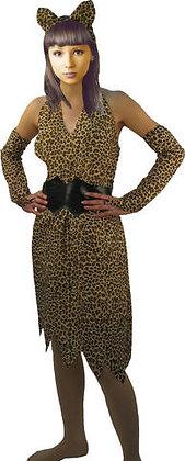 Leoparden Set