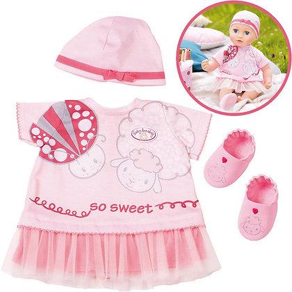 K..146) Zapf Baby Annabell Kleiderset