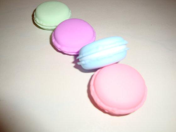 Macaronsverpackung