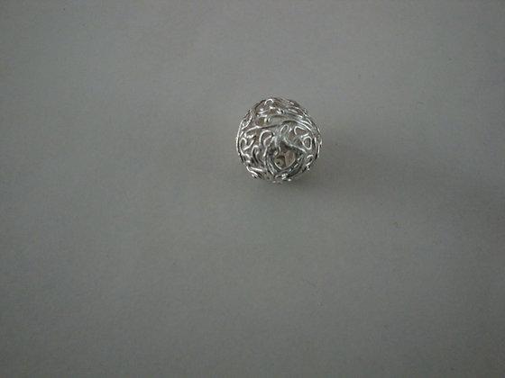 mittlere Silberkugel