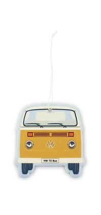 VW T2 BUS LUFTERFRISCHER - VANILLE/ORANGE