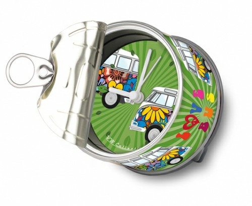 VW Bulli - My Clock
