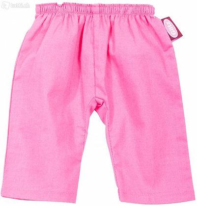 K..54) Götz Puppenhose rosa 30 bis 33 cm