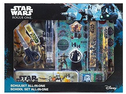K..134) Disney Star Wars Schulset