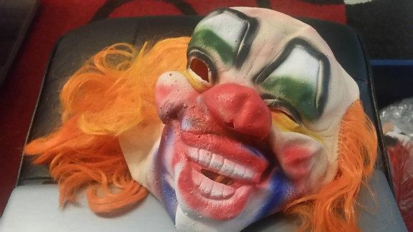 K..1) Clown Maske