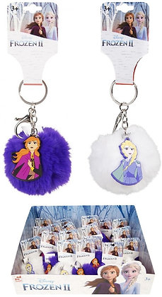 Disney Frozen 2 Pom Pom Schlüsselanhänger