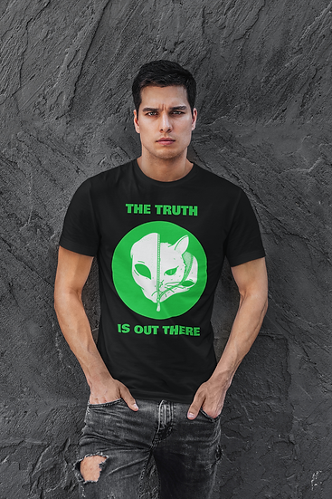 The Truth Is Out There T-Shirt (2XL-3XL)