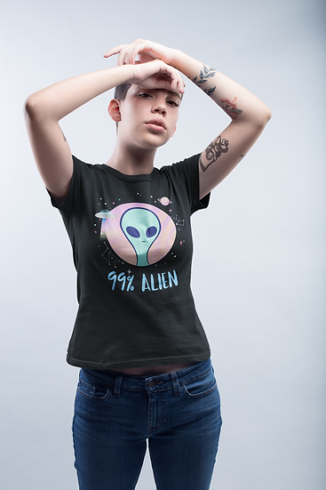 99% Alien (2XL-3XL)