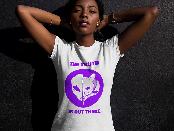 The Truth Is Out There T-Shirt (XS-XL)