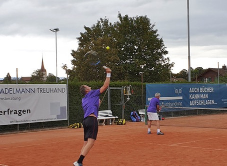 "Tennissenioren ""DösiemLig"" in Topform!"