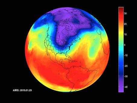 O que está aquecendo o planeta?