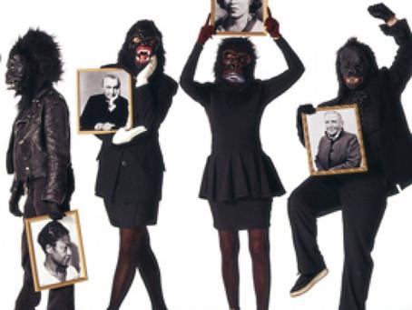 Guerrilla Girls e as Mulheres na Medicina e na Ciência
