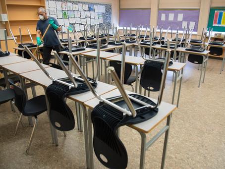 Retorno presencial à escola em tempos de Covid-19