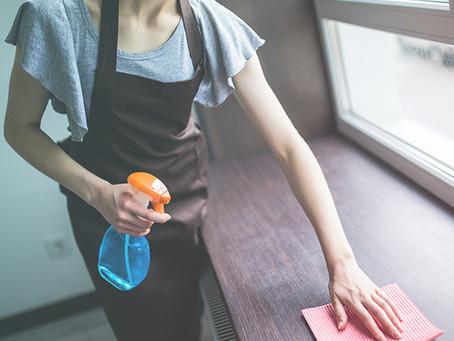 Trabalho doméstico durante a pandemia da Covid-19