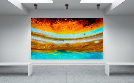 Universe - Art by Cristiano Chaussard
