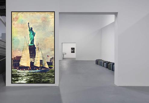 Liberty - Art by Cristiano Chaussard