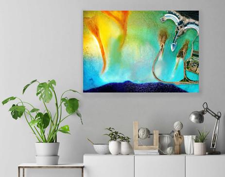 DubAir - Art by Cristiano Chaussard
