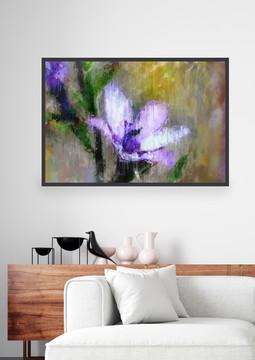 Impressive Lilac - Art by Cristiano Chaussard