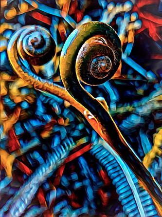 Fallopian - Art by Cristiano Chaussard