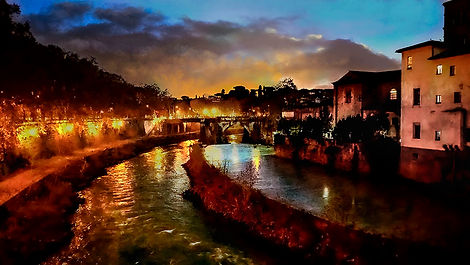 Rome-in-Flames-cristiano-chaussard-art.j