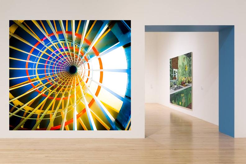 Fibonacci - Art by Cristiano Chaussard
