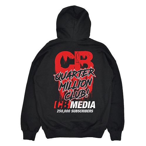 Quarter Million Club Hoodie