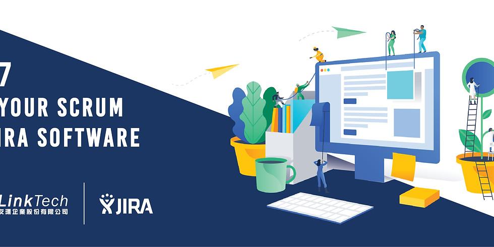 Run your scrum on JIRA Software
