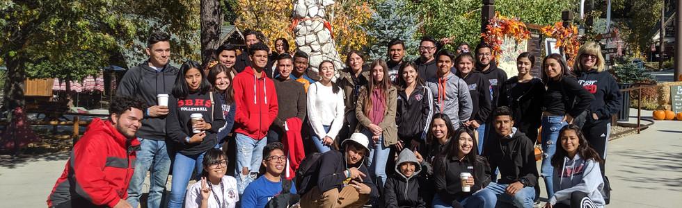 San Bernardino High School at Sky Park