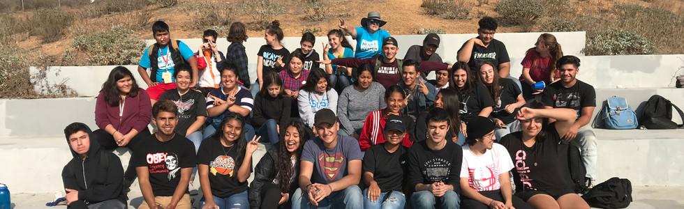 Patriot High School at Huerta del Valle Community Garden