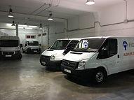 Alquiler furgonetas San Sebastián de los Reyes